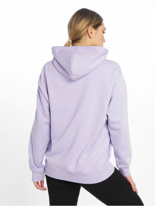 Carhartt WIP Bluzy z kapturem Classico fioletowy