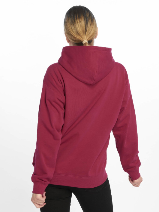 Carhartt WIP Bluzy z kapturem Classico pink