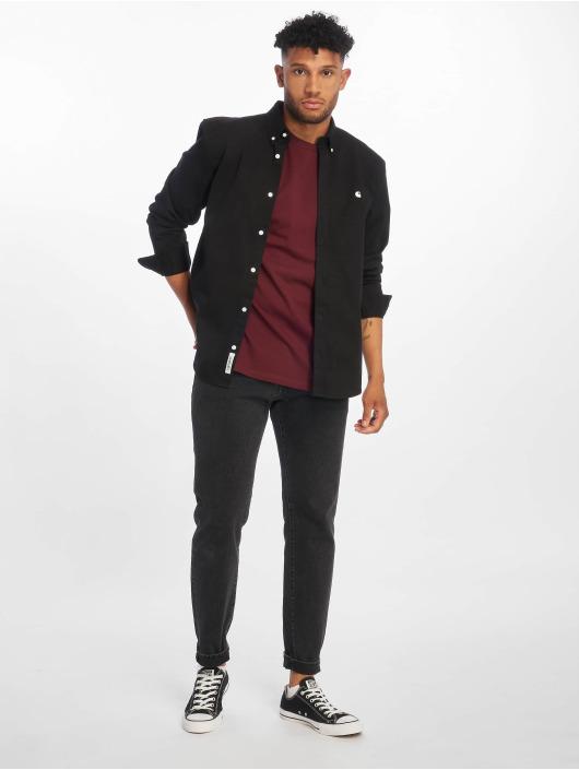 Carhartt WIP Camicia Madison nero