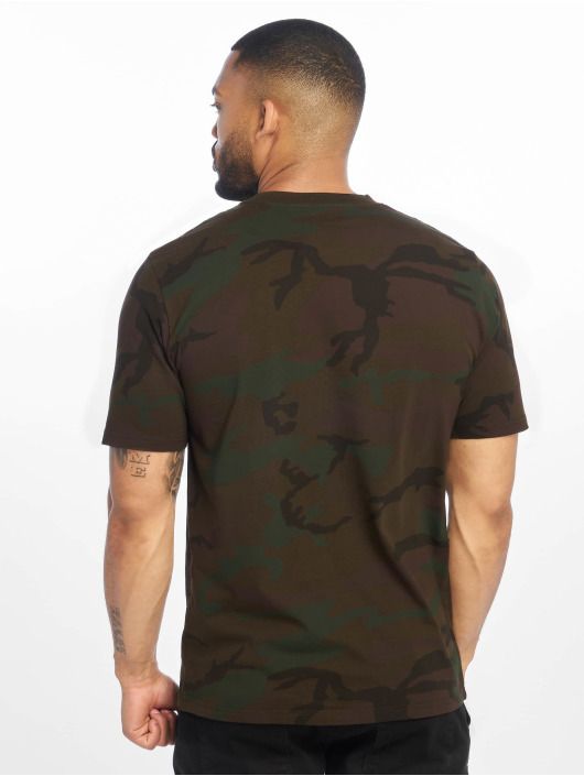 Carhartt WIP Camiseta WIP Script camuflaje