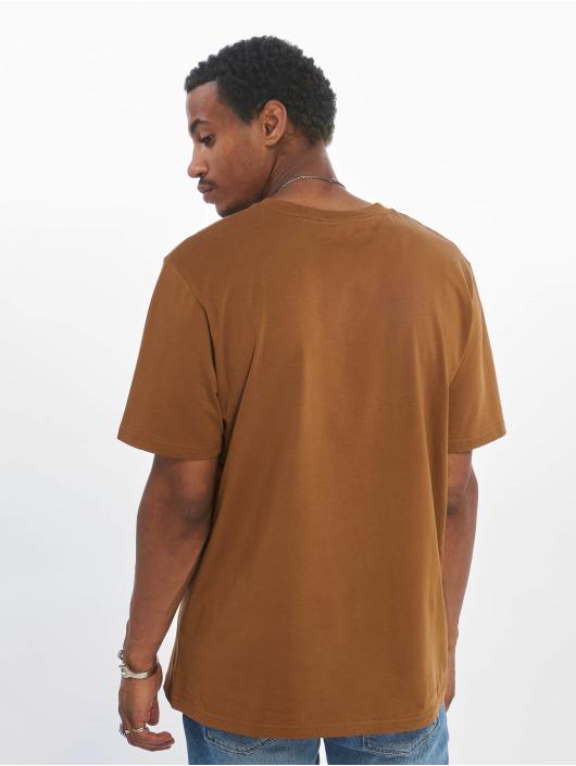 Carhartt WIP Camiseta Script marrón