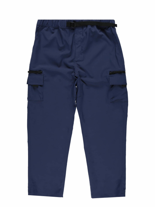 Carhartt WIP Cargo Nohavice Elmwood modrá