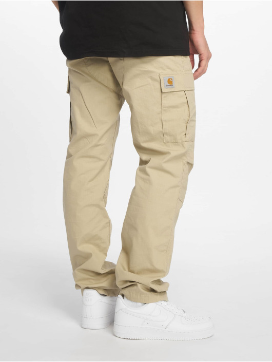 Carhartt WIP Cargohose Wip Aviation braun