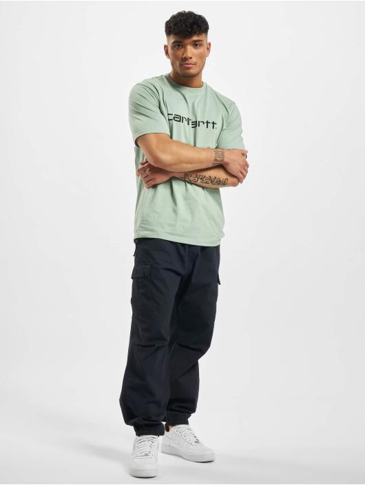 Carhartt WIP Chino bukser Cargo blå