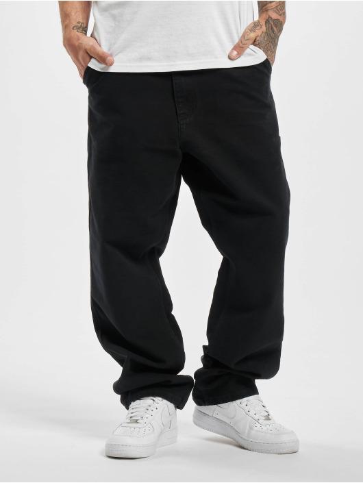 Carhartt WIP Chino Single Knee schwarz