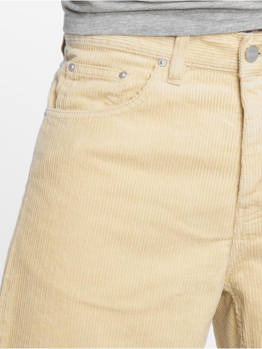 Carhartt WIP Cordhosen Newel Straight Fit beige