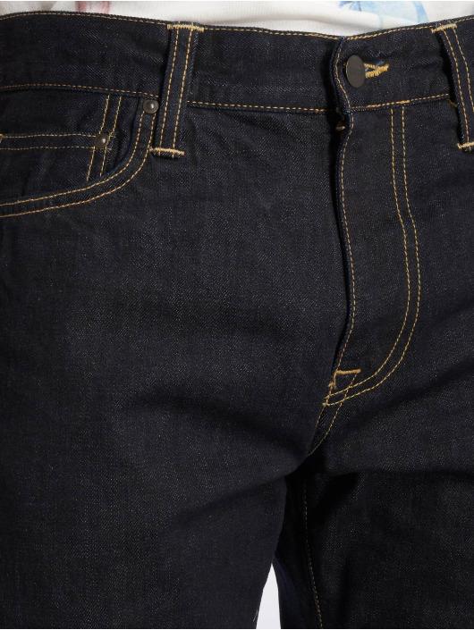 Carhartt WIP Dżinsy straight fit Davies niebieski