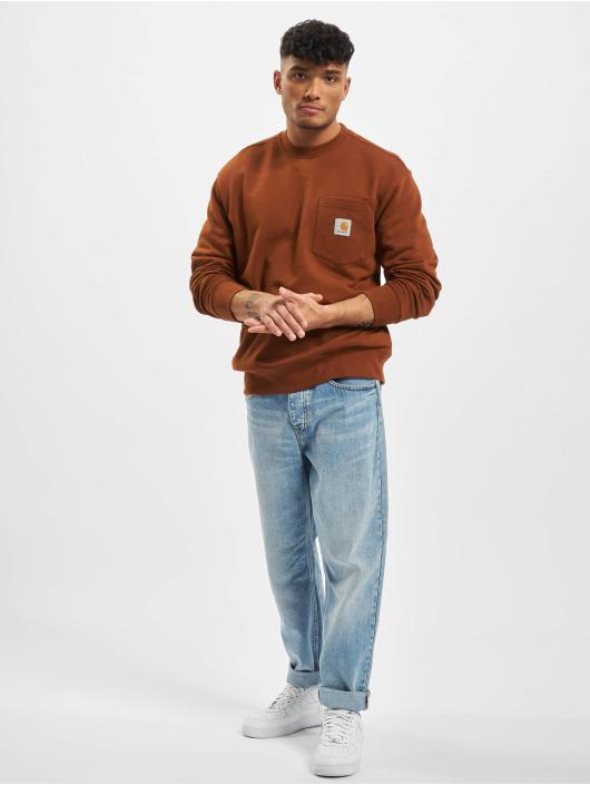 Carhartt WIP Gensre Pocket brun