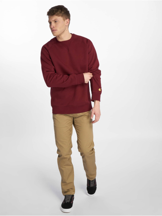 Carhartt WIP Gensre Chase red