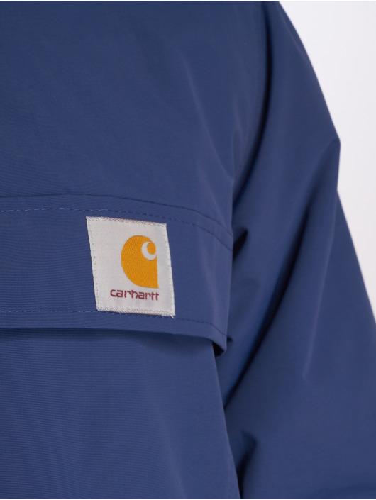 Carhartt WIP Giacca Mezza Stagione Nimbus Transition blu