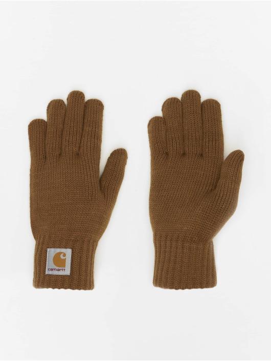 Carhartt WIP Handschuhe Watch braun