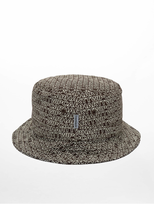Carhartt WIP Hatter Typo svart