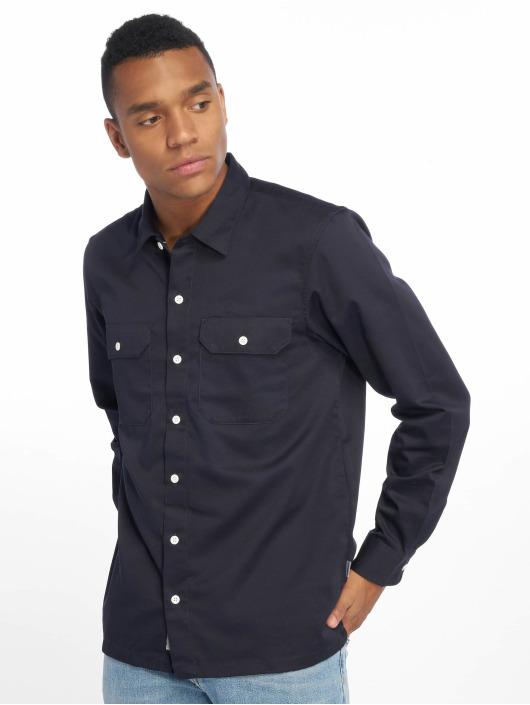 Carhartt WIP Hemd Master blau