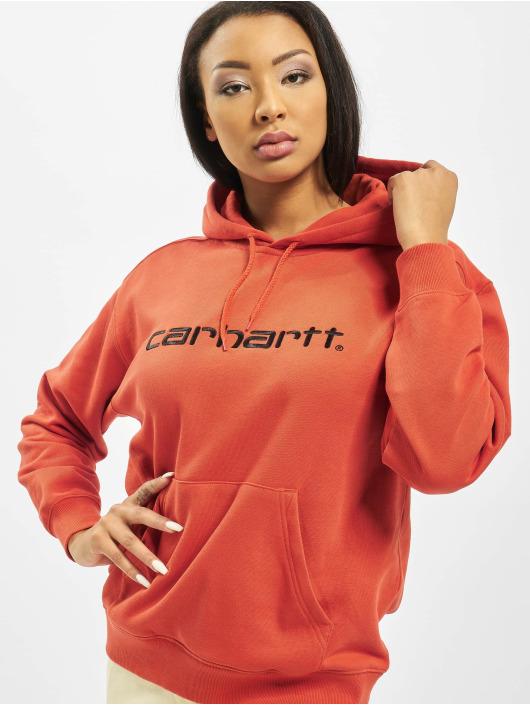 Carhartt WIP Hettegensre Carhartt oransje