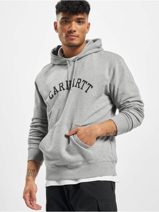 Carhartt WIP Hoodie University grey