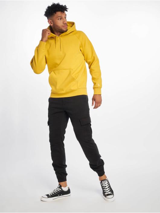 Carhartt WIP Hoodie Chase yellow