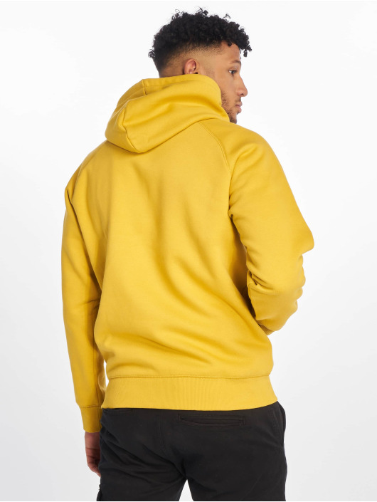 Carhartt WIP Hoodies Chase žlutý