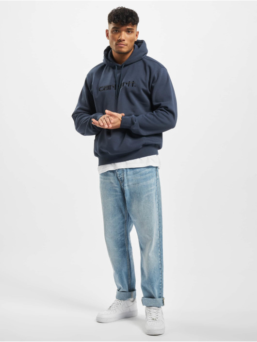 Carhartt WIP Hoody WIP blau