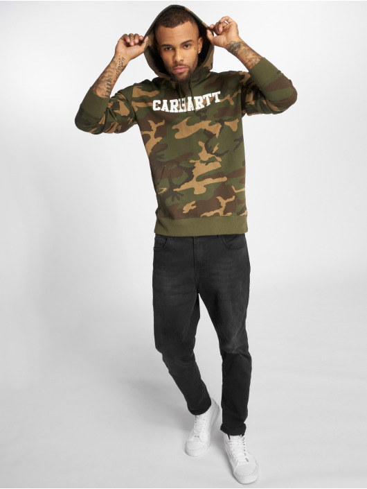 Carhartt WIP Hoody College camouflage