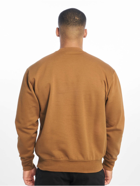 Carhartt WIP Jersey WIP marrón