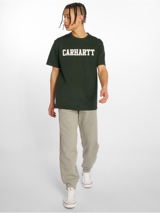 Carhartt WIP Jogginghose Wip American Script grau