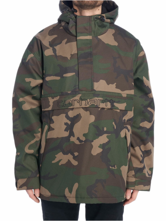 Carhartt WIP Jumper Visner camouflage