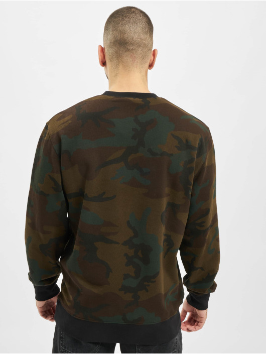 Carhartt WIP Jumper College camouflage