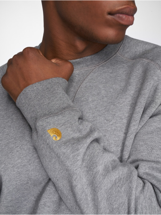 Carhartt WIP Jumper Chase grey