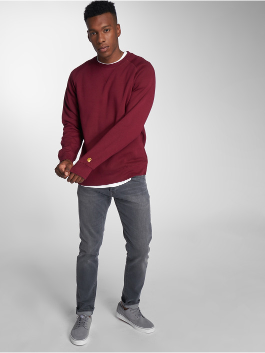 Carhartt WIP Jumper Chase red