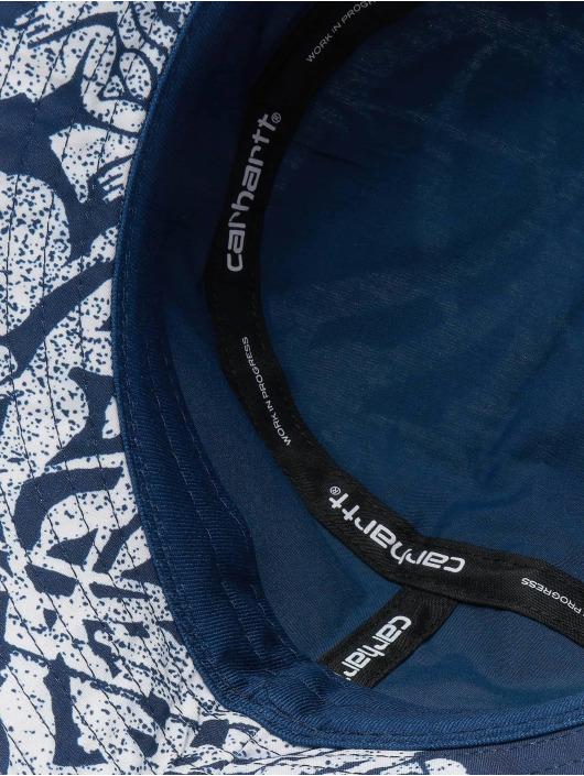 Carhartt WIP Klobúky Tiki Mono modrá