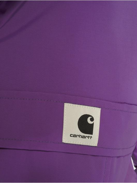 Carhartt WIP Kurtki przejściowe Nimbus fioletowy