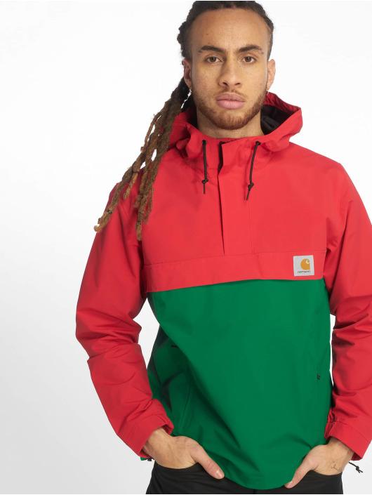 Carhartt WIP Lightweight Jacket Nimbus Two Tone red