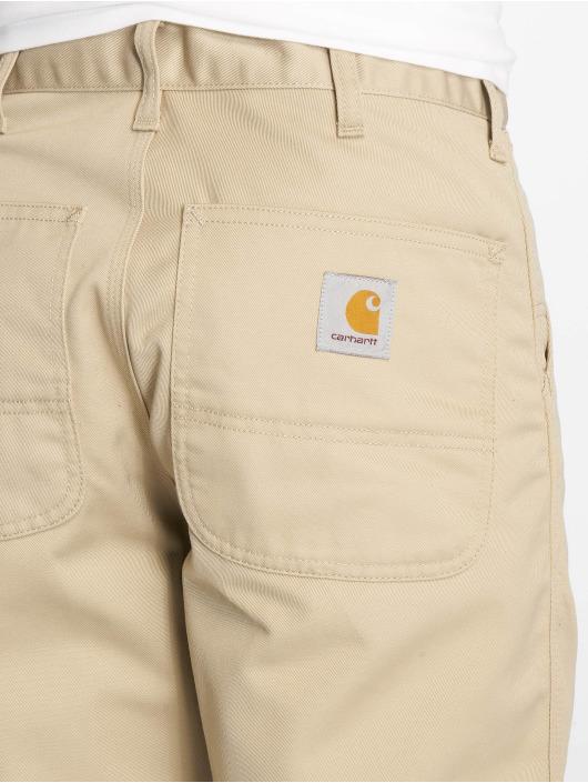 Carhartt WIP Loose Fit Jeans Simple beige