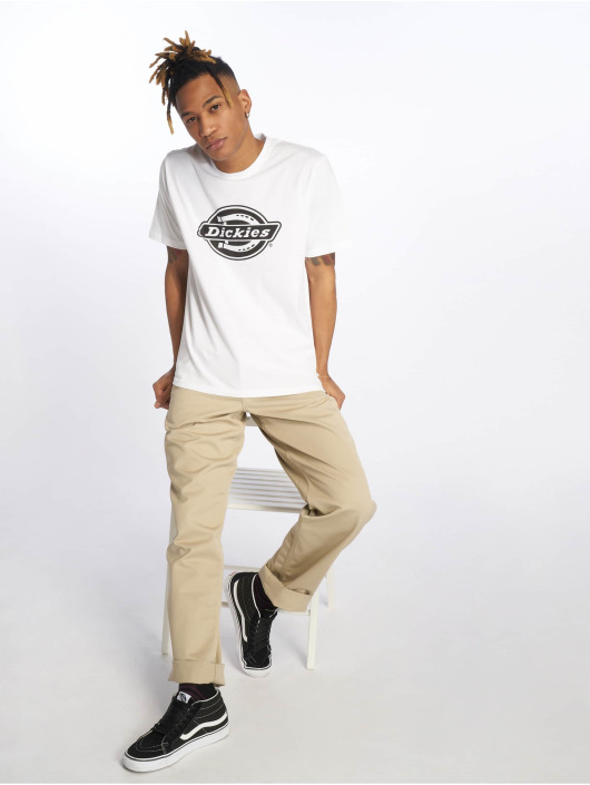 Carhartt WIP Loose Fit Jeans Simple bezowy