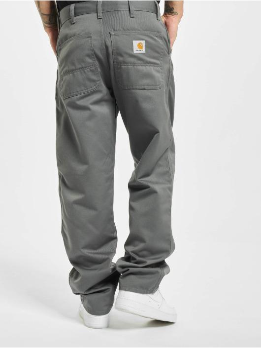 Carhartt WIP Loose Fit Jeans Simple grey
