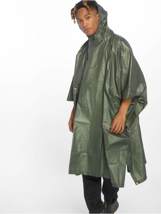 Carhartt WIP Prechodné vetrovky Rain zelená