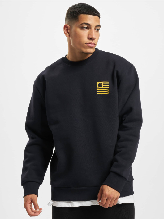 Carhartt WIP Pullover State blue