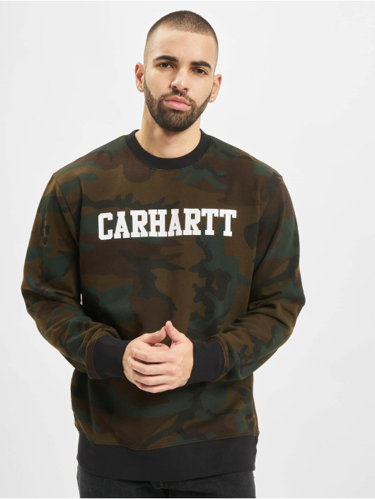 Carhartt WIP Pullover College camouflage