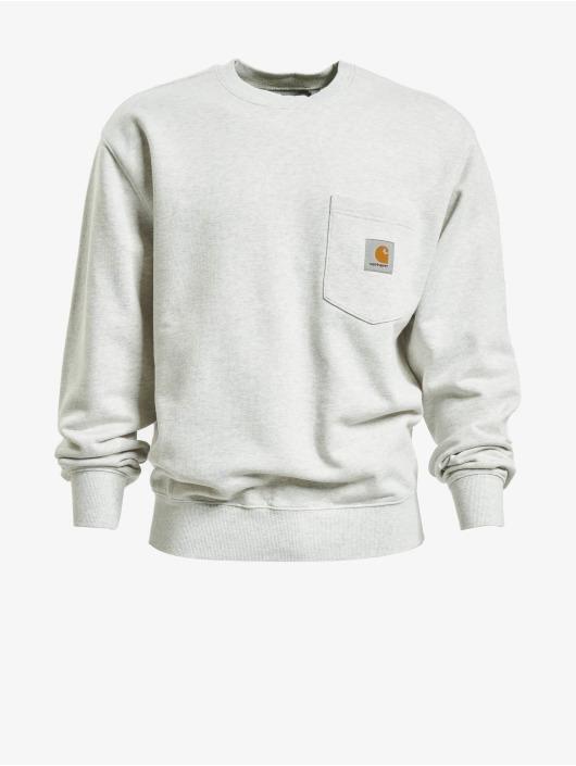 Carhartt WIP Pullover Pocket grau