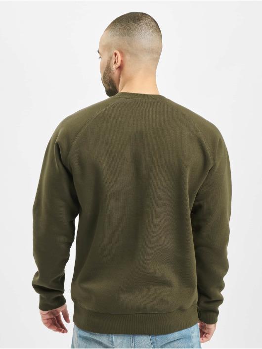 Carhartt WIP Pullover Chase grün