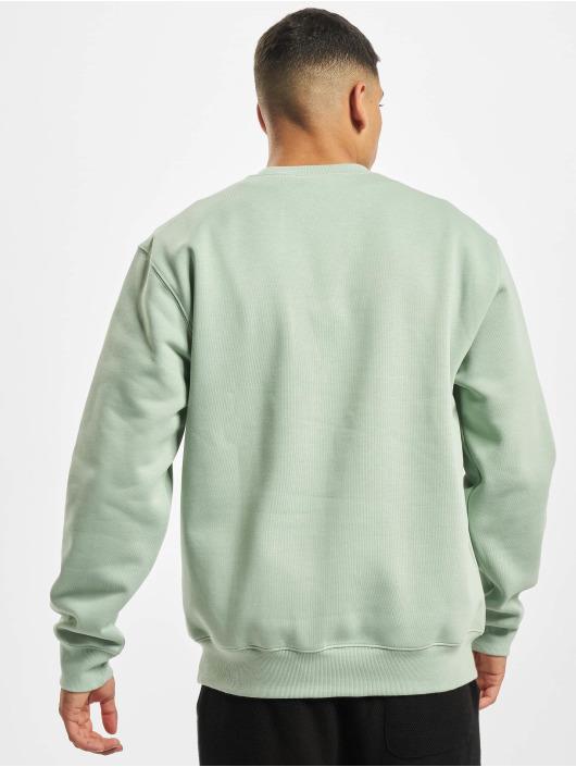 Carhartt WIP Pullover Label grün