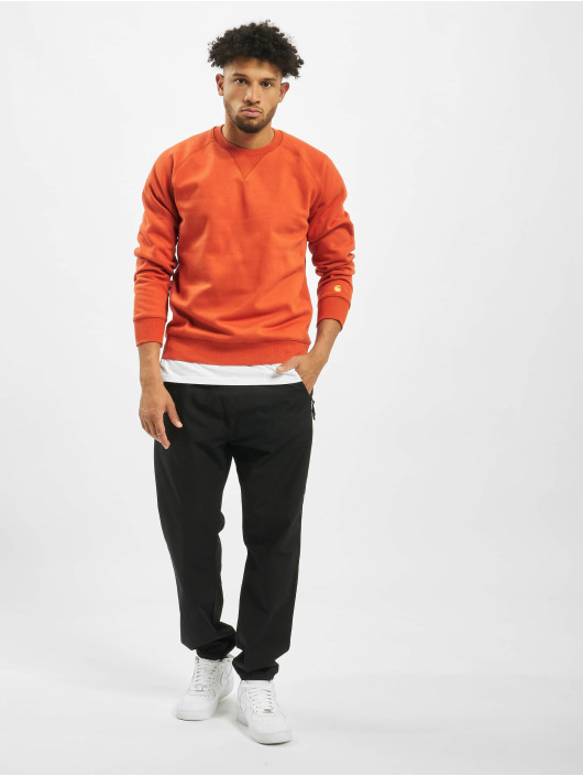 Carhartt WIP Pullover Chase orange