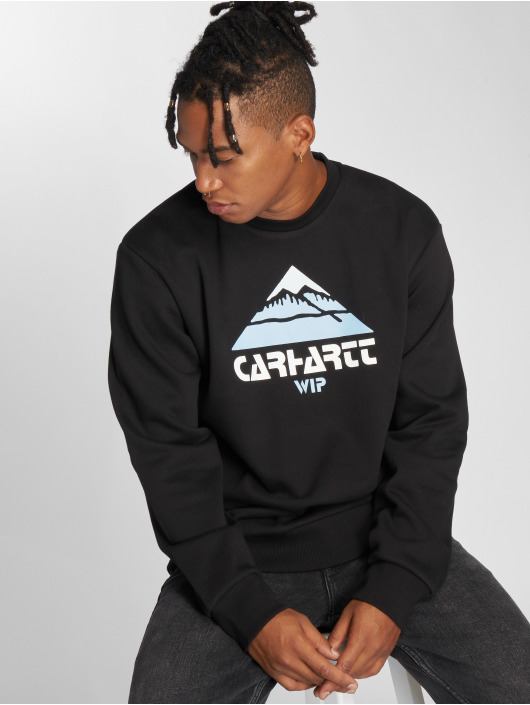 Carhartt WIP Pullover Mountain Sweat schwarz