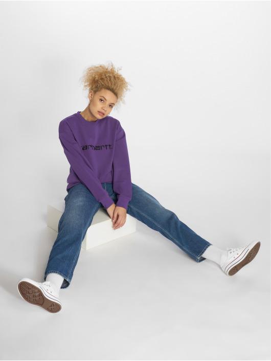Carhartt WIP Pullover Basic violet