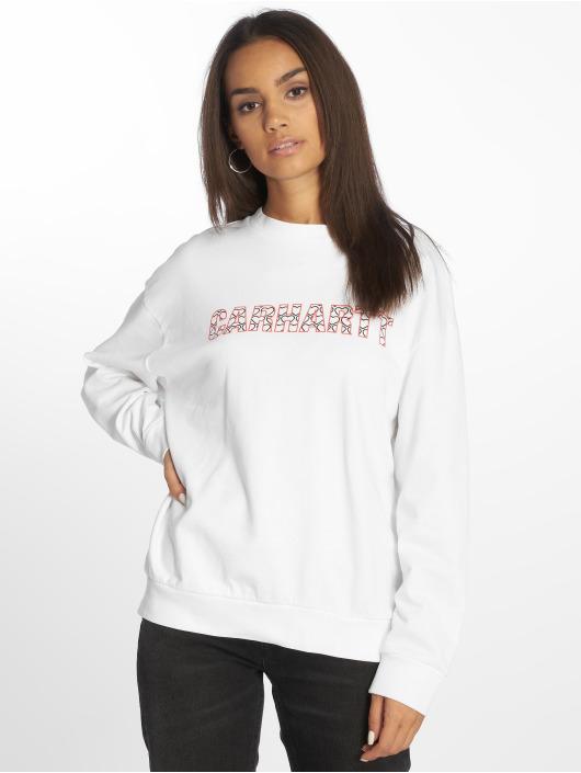 Carhartt WIP Pullover Hearts weiß