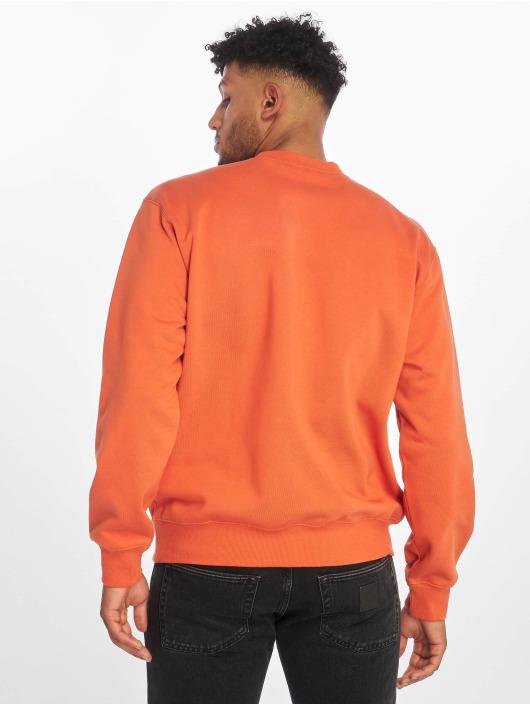 Carhartt WIP Puserot Label oranssi