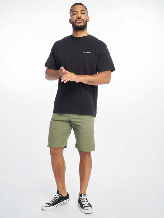 Carhartt WIP Short Chalk green