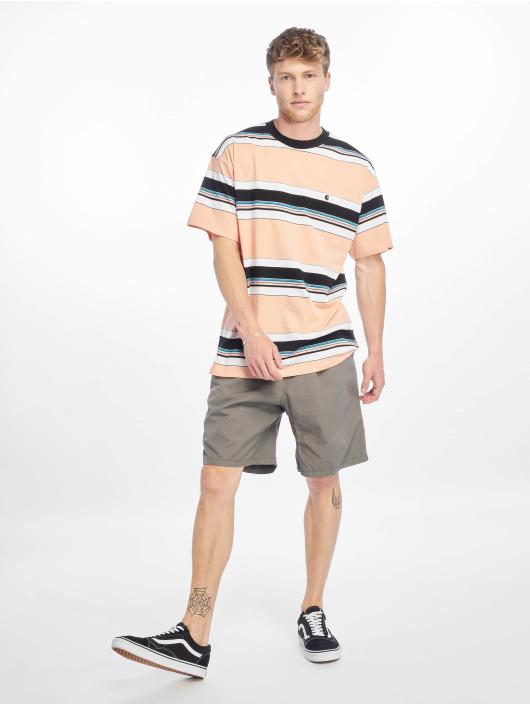 Carhartt WIP Shorts Poplin Cotton Lane Clover grau