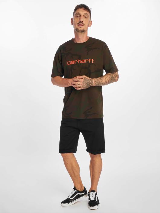 Carhartt WIP Shorts Wichita svart