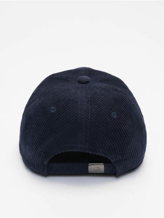 Carhartt WIP Snapback Cap Harlem blue
